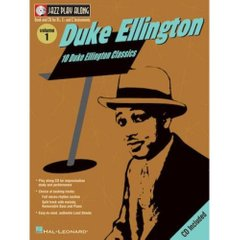 Duke Ellington Jazz Play-Along Volume 1 Hal Leonard 841644 Ноты фото 1