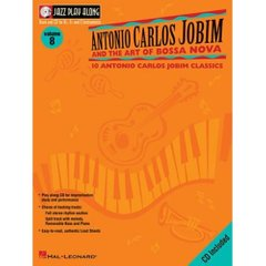 Antonio Carlos Jobim and the art of Bossa Nova Hal Leonard 843001 Ноты фото 1