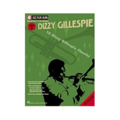 Ноты для духовых Jazz Play Along D. Gillespie Hal Leonard 843002 фото 1