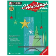 Christmas Jazz azz Play Along Volume 25 Hal Leonard 843018 Ноты фото 1