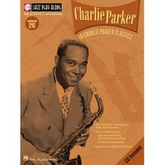 Charlie Parker Jazz Play-Along Volume 26 Hal Leonard 843019 Ноты фото 1