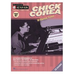 Сhick Сorea Jazz Play-Along Volume 67 Hal Leonard 843068 Ноты фото 1