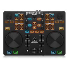 DJ MIDI-контроллер Behringer CMD STUDIO 2A фото