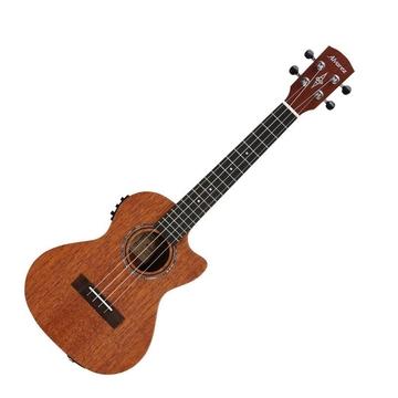 Укулеле -  гавайская гитара родом из  Португалии