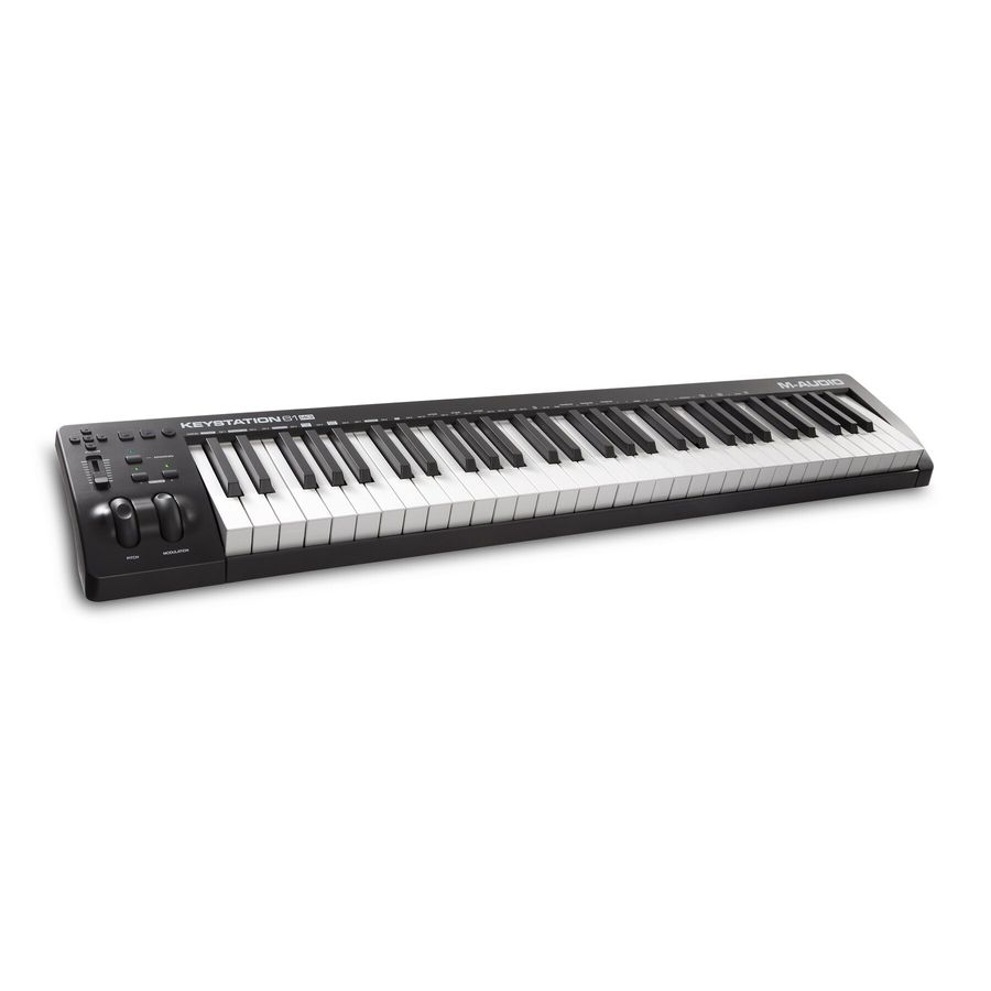 Midi-клавіатура M-Audio Keystation 61 MK3 фото